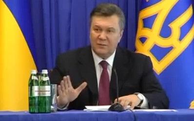 «Політичний вірус», або реформи очима Януковича