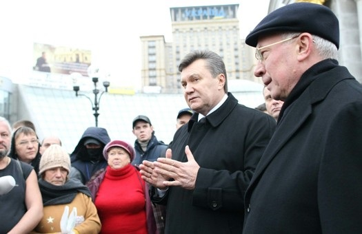 Украинская политика: кризис жанра