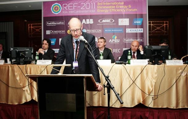 Украина может стать одним из крупнейших рынков возобновляемой энергетики