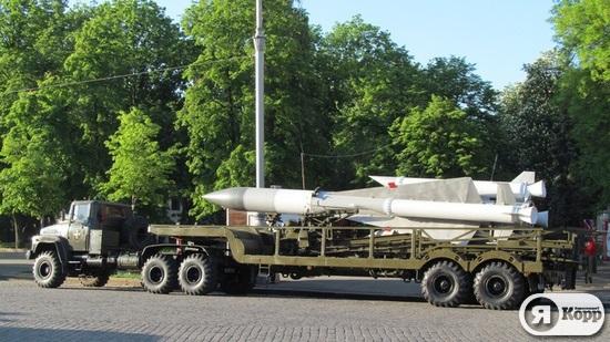 Выставка военной техники 9 Мая Харьков