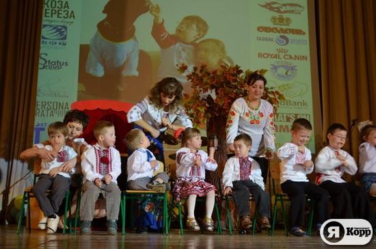 Артисты дали благотворительный концерт в помощь детям с особенностями развития