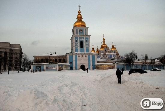 52 февраля в Киеве. Город, люди, стихия