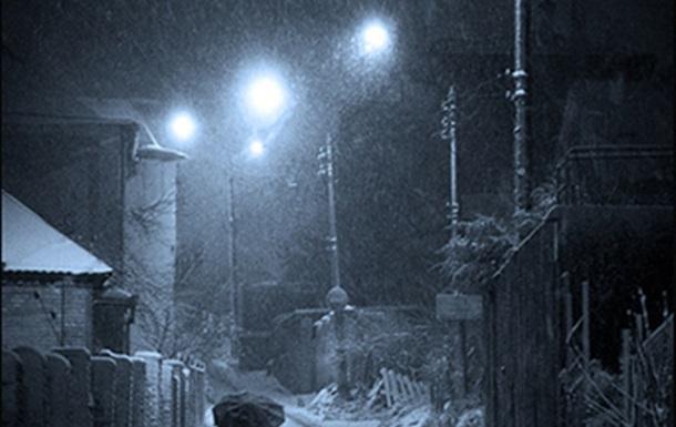 Малоизвестный Киев. Снегопад на Куреневке