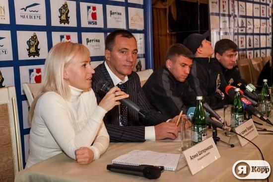 Українські отамани у Всесвітній серії боксу