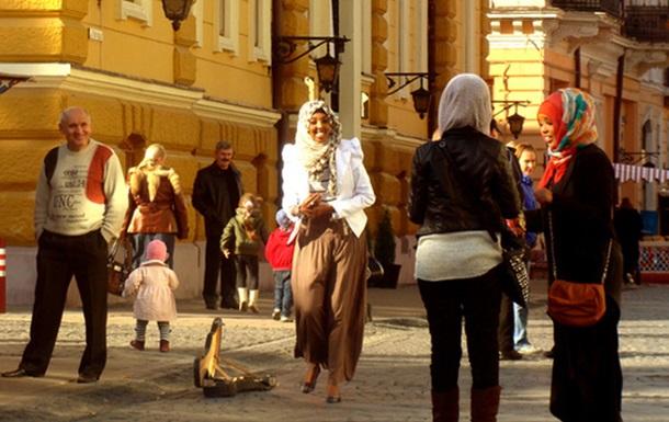 Черновецкие модницы :)