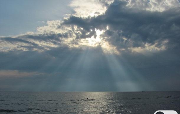 Смерчи в Черном море