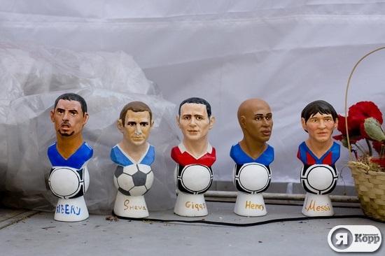 Улицы Киева и НСК Олимпийский в дни Евро-2012