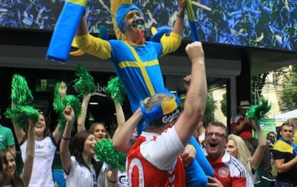 Евро-2012: Об`єднані футболом