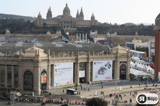 Ера гаджетів: World Mobile Congress в Барселоні