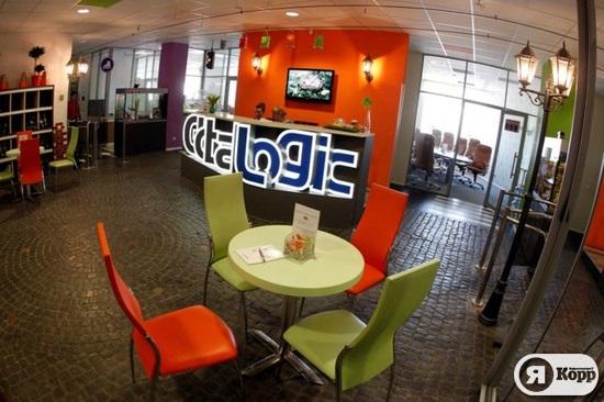 Офис мечты GlobalLogic