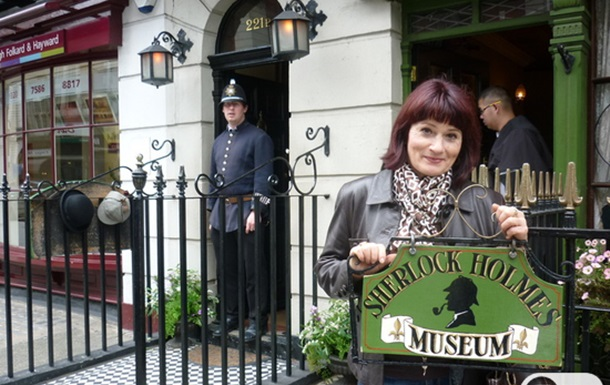 London помнит известного сыщика