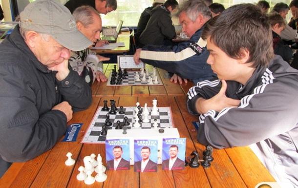 Олег Ляшко став генеральним спонсором Чернігівського обласного турніру з шахів