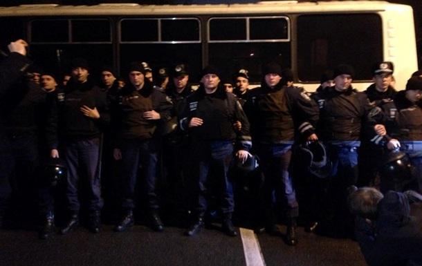 Киевская милиция не будет запрашивать помощи из регионов в связи с митингами на Майдане