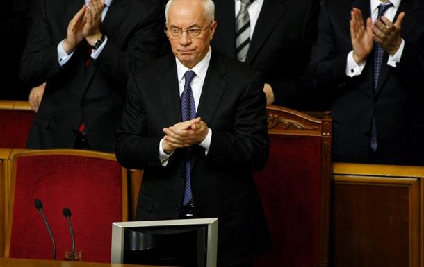 Азаров назвал громкое решение об остановке переговоров с ЕС тактическим