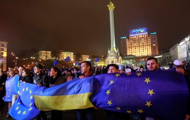 ВВС: Украинцы второй день выходят на улицы протестовать