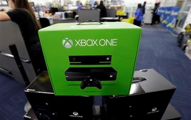 За сутки продано более миллиона Xbox One