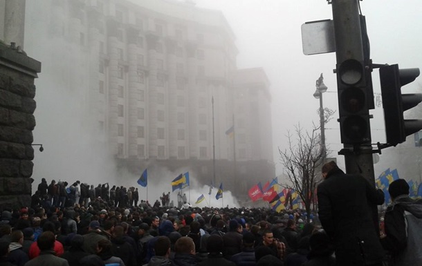 Євромайдан: он-лайн трансляція з Майдану Незалежності в Києві