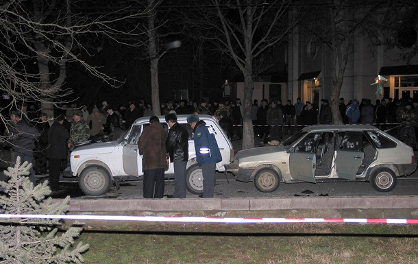 В России расстреляли полицейского перед собственным домом