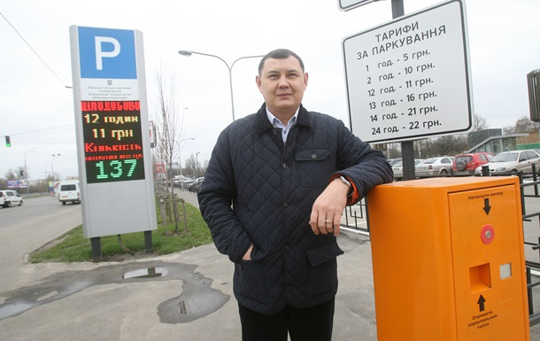 Корреспондент: План перехвата. Киев задыхается без необходимого количества парковочных мест