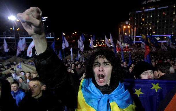 Пресса: Евромайдан - второй шанс для Януковича