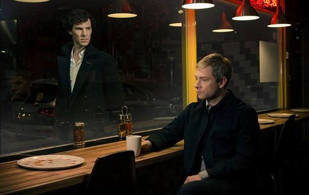 Третий сезон сериала Шерлок - смотреть в декабре
