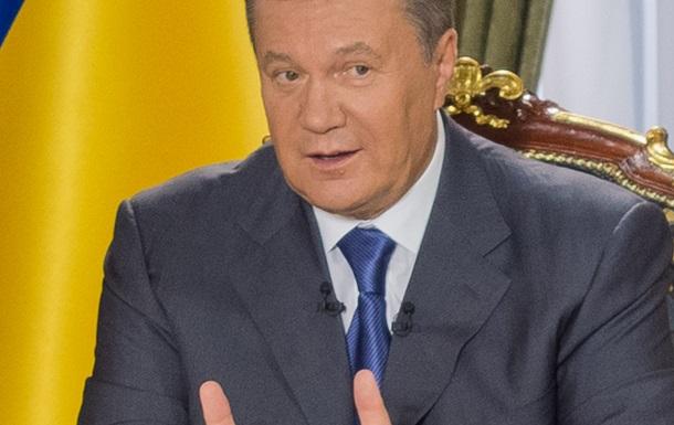 Украина намерена заставить Россию снизить цену на газ, но в суд обращаться не будет - Янукович