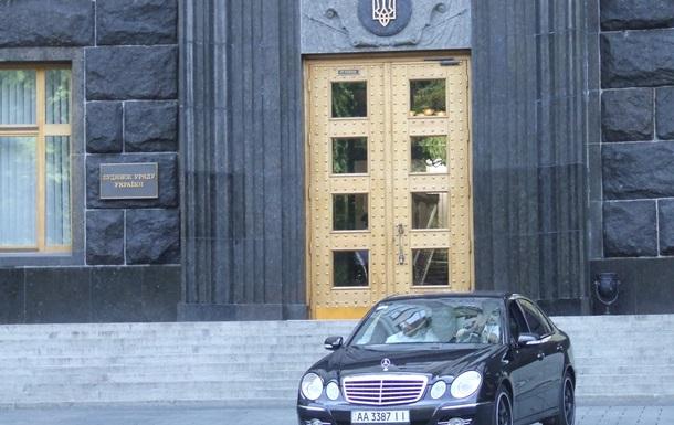 Лидеров оппозиции не пустили на заседание правительства