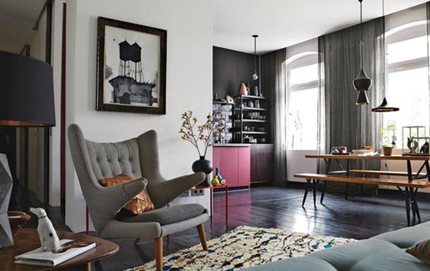 Продуманный немецкий минимализм. Квартира дизайнера в Берлине