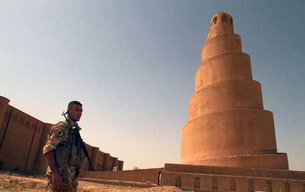 В иракском городе Самарра в результате взрыва рядом с КПП погибли 17 полицейских