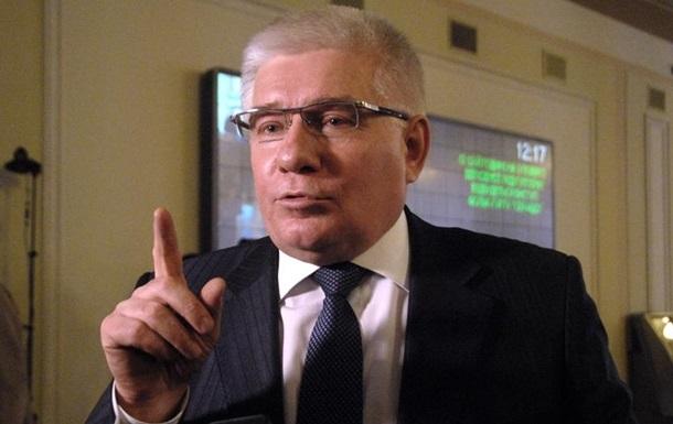 Регионал Чечетов о разгоне Евромайдана: Виноваты те, кто не давал установить елку