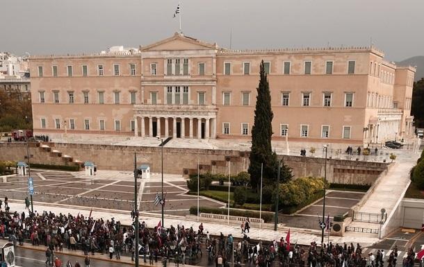 В Греции неонацисты провели митинг в центре столицы