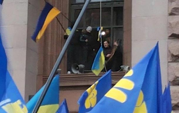 Все желающие могут посетить здание мэрии Киева сегодня вечером