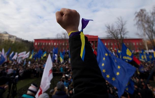 DW: Украина между мечтой и кошмаром
