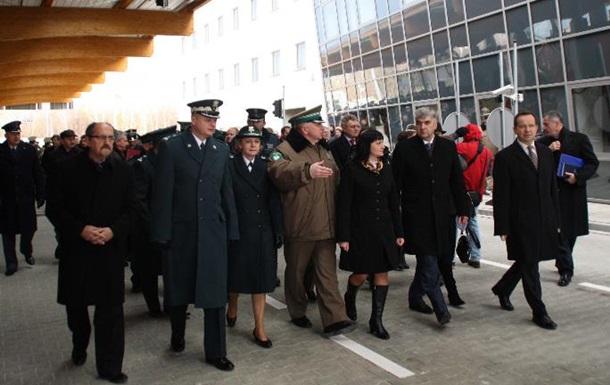 На украинско-польской границе открыт новый пункт пропуска Грушев – Будомеж