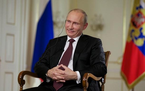 События на Украине напоминают больше не революцию, а погром - Путин