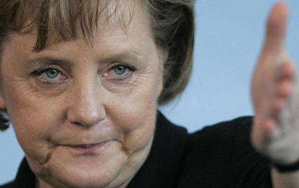 Меркель хочет заняться дележом ГТС Украины