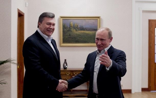 Янукович пообещал начать переговоры о стратегическом партнерстве с Россией в ближайшие дни