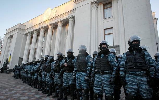 Партия регионов обвинила оппозицию в подготовке государственного переворота
