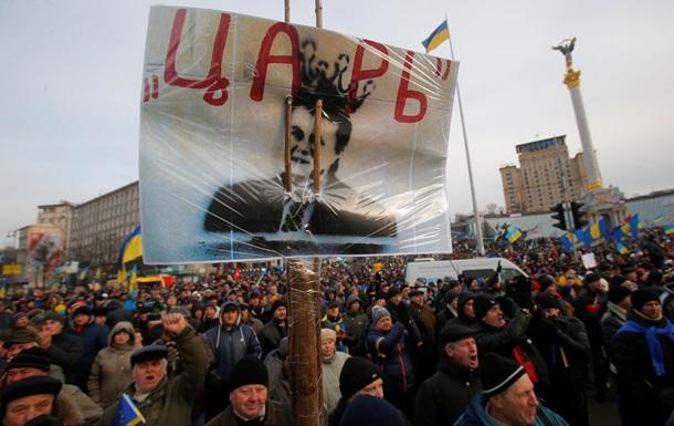 Новая газета: Евромайдан и нефть