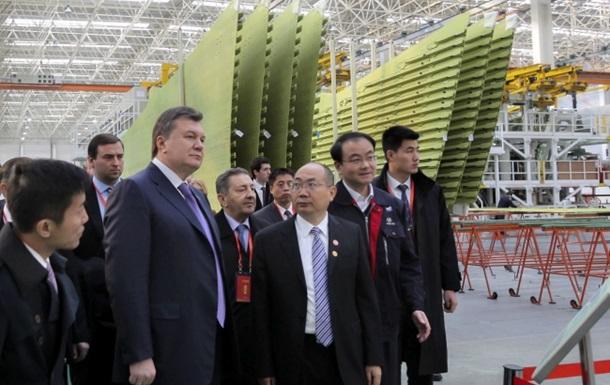 Янукович отправился в Китай за миллиардными кредитами - СМИ