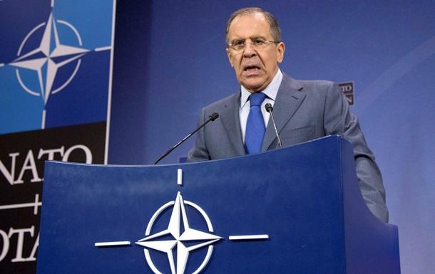 Глава МИД России - Заявление НАТО по Украине создает извращенную картину событий