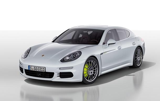 Социальная ответственность. Тест-драйв Porsche Panamera S E-hybrid
