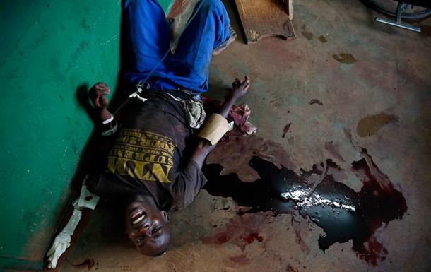 ООН санкционировала военную операцию в Центральноафриканской республике