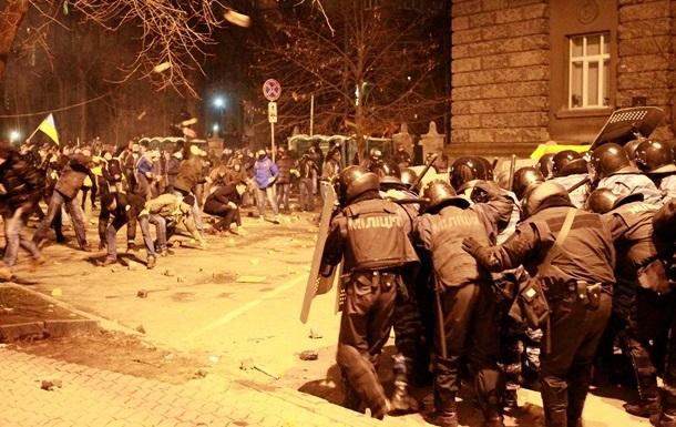 За активистами Дорожного контроля в милицию явились депутаты от Свободы