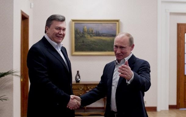 Янукович не обсуждал с Путиным присоединение Украины к Таможенному союзу - пресс-секретарь президента РФ