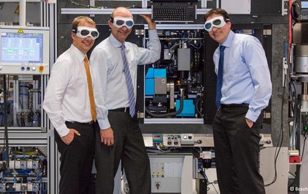 Немецкой премии будущего удостоился фемтосекундный лазер