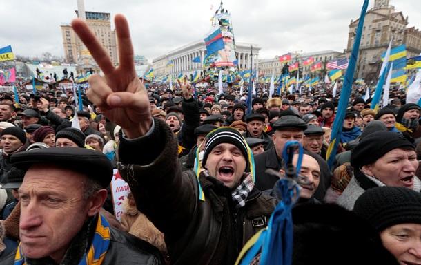 Новая газета: Неправильное зеркало украинской революции
