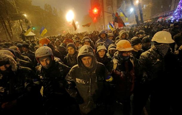 ЕЖ: Майдан - вызов для Украины, России и Запада