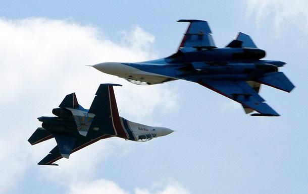 Российские истребители заступили на боевое дежурство в Беларуси