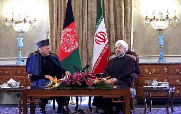 Иран и Афганистан подписали соглашение о сотрудничестве